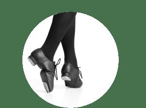 Shine Dance Studio - Tap - Circle